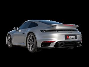 911 TURBO / TURBO S (992) - OPF/GPF